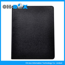 Litchi pattern for new ipad case,leather cover for ipad mini 2