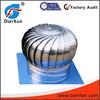 powerless roof ventilator industial