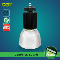 Green illumination high brightness led highbay light Wholesale/Retail