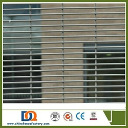 High Security Welded Wire Mesh 358 Security Fence