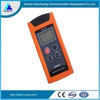 fiber optic test equipment optical power meter