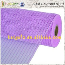 Solid Color Deco Poly Mesh