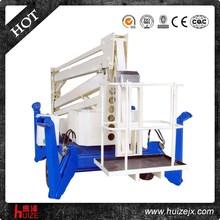 200kg working height 16.5m hydraulic boom lift