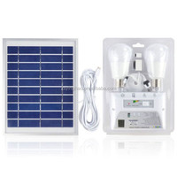 solar kit for camping and outdoor use