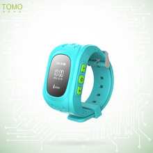 GPS watch tracker for senior citizen with two way talking and sos button/smart watch