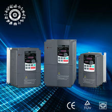 small power 0.4kw to 7.5kw variable speed frequency inverter , 0-400Hz variable speed drive