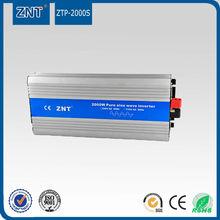 2000 watt dc ac solar panel for inverter