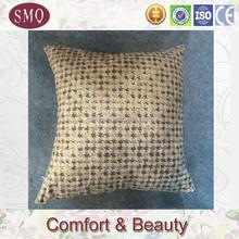 Belgian designers fashion comfortable velvet golden cushion cover wholesale in China