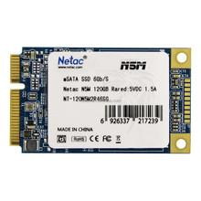 Factory price New Netac 120Gb Msata for PC