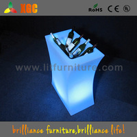 wine cooler bag, factory direct sale! illuminated bar table led ice bucket