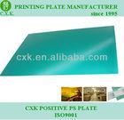Qualidade estável PS Impressão Offset Placa