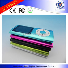 Hot selling mp3 mp4 players high quality mp4 Factory Direct Sale