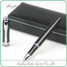2015 black luxury liquidly ink making logo fine point gel pen