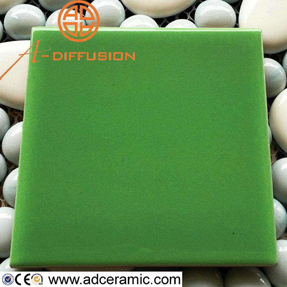 Groene tegels 10x10 20x20cm, 4x4 inch, 8x8 cm tegels product id ...