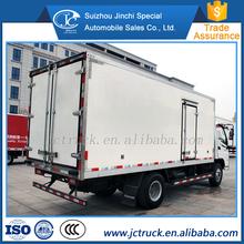 100% Original Top quality 4WD refrigerator freezer cargo van sale
