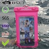 factory price pvc rubber waterproof phone pouch for galaxy s3 i9300 with ABS+IPX8 certificate
