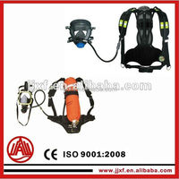 2015 Carbon Fiber Competitive Price For 6.8L Survival Self-contained Positive Pressure Air Breathing Apparatus(SCBA)