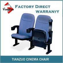 T-C29 Soft VIP arena plastic auditorium cinema chair