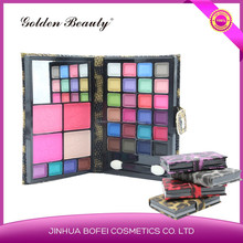 2015 Golden Beauty New Fashion Palette Makeup Kit