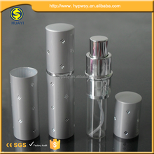 Snow flower 5ml atomizers perfume spray refillable