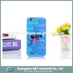2015 new cartoon design cell phone cover for iphone 5s