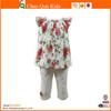 Summer High Quality Children Clothing Set wholesale children's boutique clothes