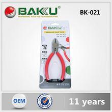 Baku 2015 Hot Sales Multi High Quality New Design Flush Cutter Sheet Metal Bending Pliers