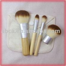 Good bamboo make up brush kit