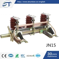 High Voltage 12 KV Electrical Equipment 2015 Widely Used Earth Switch From China Factory