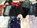 roupas usadas, creme de alta qualidade grade vestuário de austrália.