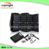iphone 6s portable solar charger bag with 5000mah laptop power