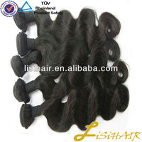 Virgin Remy Hot Sale Peruvian Hair Weaves Pictures