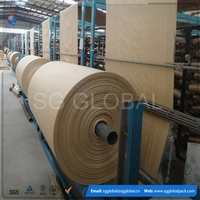 Polypropylene different kinds of tubular fabric with pictures