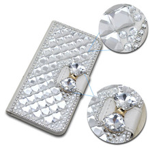 Diamond Bling Back Cover for iphone6 case diamond wallet
