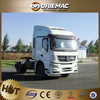foton auman trailer 34ton automatic transmission tractor truck , sino trucks howo high quality 6x4 tractor trucks for sale