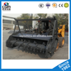 Skid steer attachment forestry mulcher,quick attach from Changqing factory