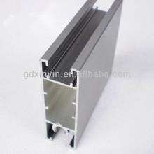 Multi- fonction porta frame da liga de alumínio perfis para roupeiro porta de correr