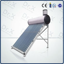 200 l Tank Solar Water Heater, Enjoy High Difference Pressure, Real Material, No After-sale Trouble