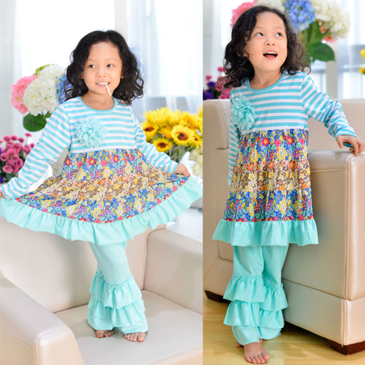 2015 Vintage Baby Wholesale Boutique Clothing Baby Girl ...