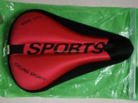 man sport bicycle Silicone Saddle Seat Cover bike seat cover