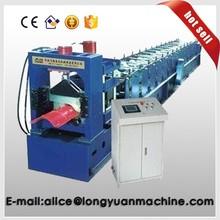 tile making machine in china/Metal Roofing Ridge Cap Roll forming machine
