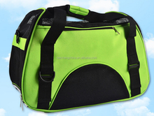Pet Soft Crate,Foldable Pet Carrier,Foldable Dog Carrier outdoor breathable Aibaba wholesale