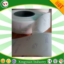 negative ion sanitary napkin silicone coated release paper in roll