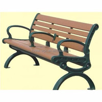 wpc outdoor long wood benches curved outdoor bench wpc decorative outdoor benches