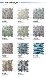 Mytest Mosaic Aluminum series 315x315x4mm