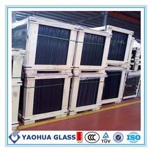 office sliding glass window, vacuum insulating glass window
