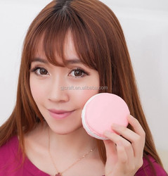 High Quality Silicone Macaron Wallet Waterproof Coin Purse