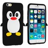 Penguin Design Soft Skin Silicone Case Cover for Apple iPhone 6 4.7 inch