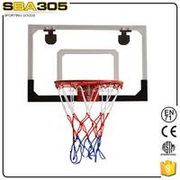 indoor wall mounted basketball backboard