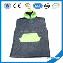 hot china products wholesale hooded towel poncho